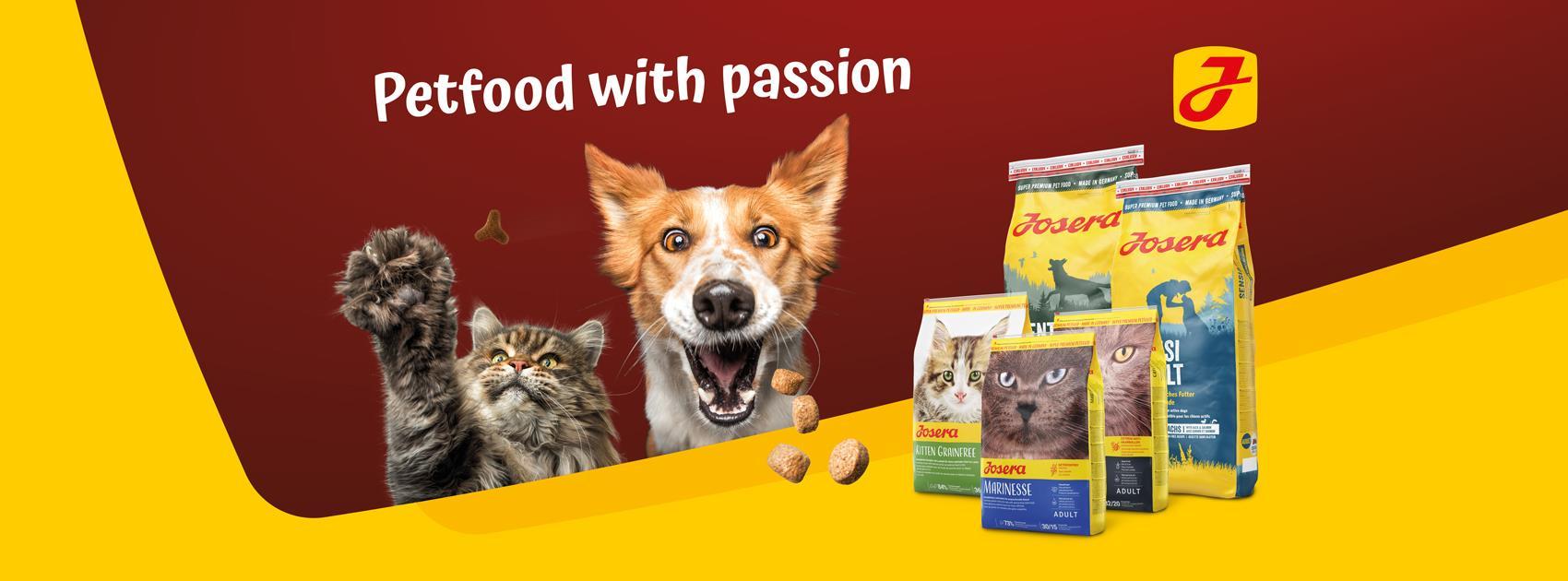 Josera – храна за миленици ( мачки и кучиња)