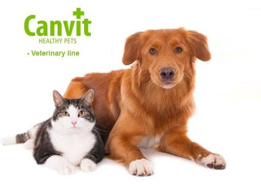 Canvit витамини и закуски за домашни миленици